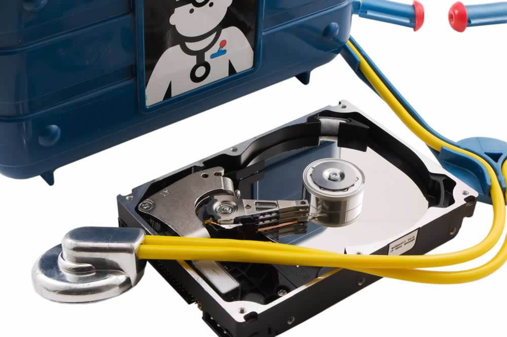 Data Recovery Services UAE