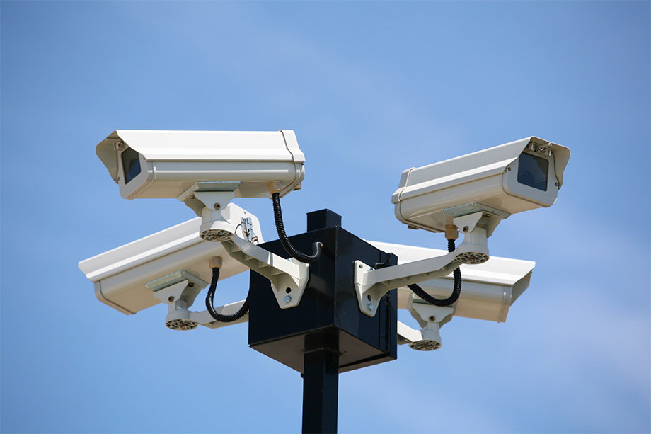 CCTV Installation in Dubai
