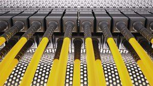 Fiber Optic Cabling Installation in Dubai